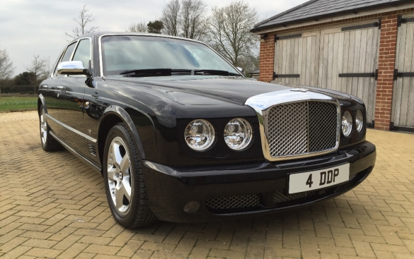 Bentley Arnage 6.8 T Mulliner Level II