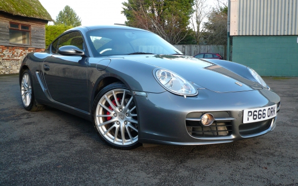 Porsche Cayman 3.4 S 2dr HUGE SPEC, MINT CONDITION !!!