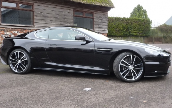 Aston Martin DBS ULTIMATE 6.0 V12 COUPE 2DR TOUCHTRONIC AUTO