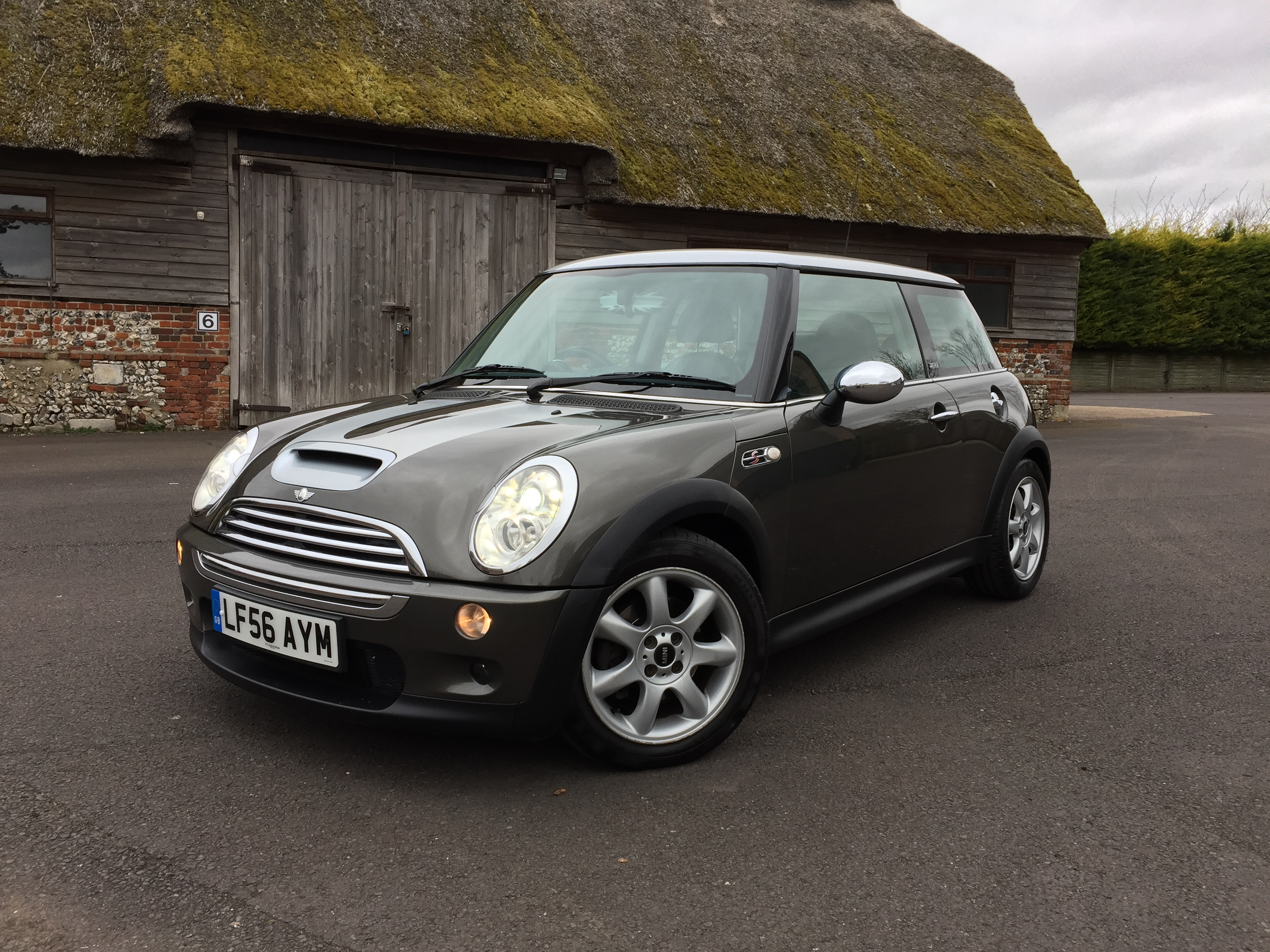 Mini Hatch Cooper S 1 6 Cooper S 3dr Park Lane Limited