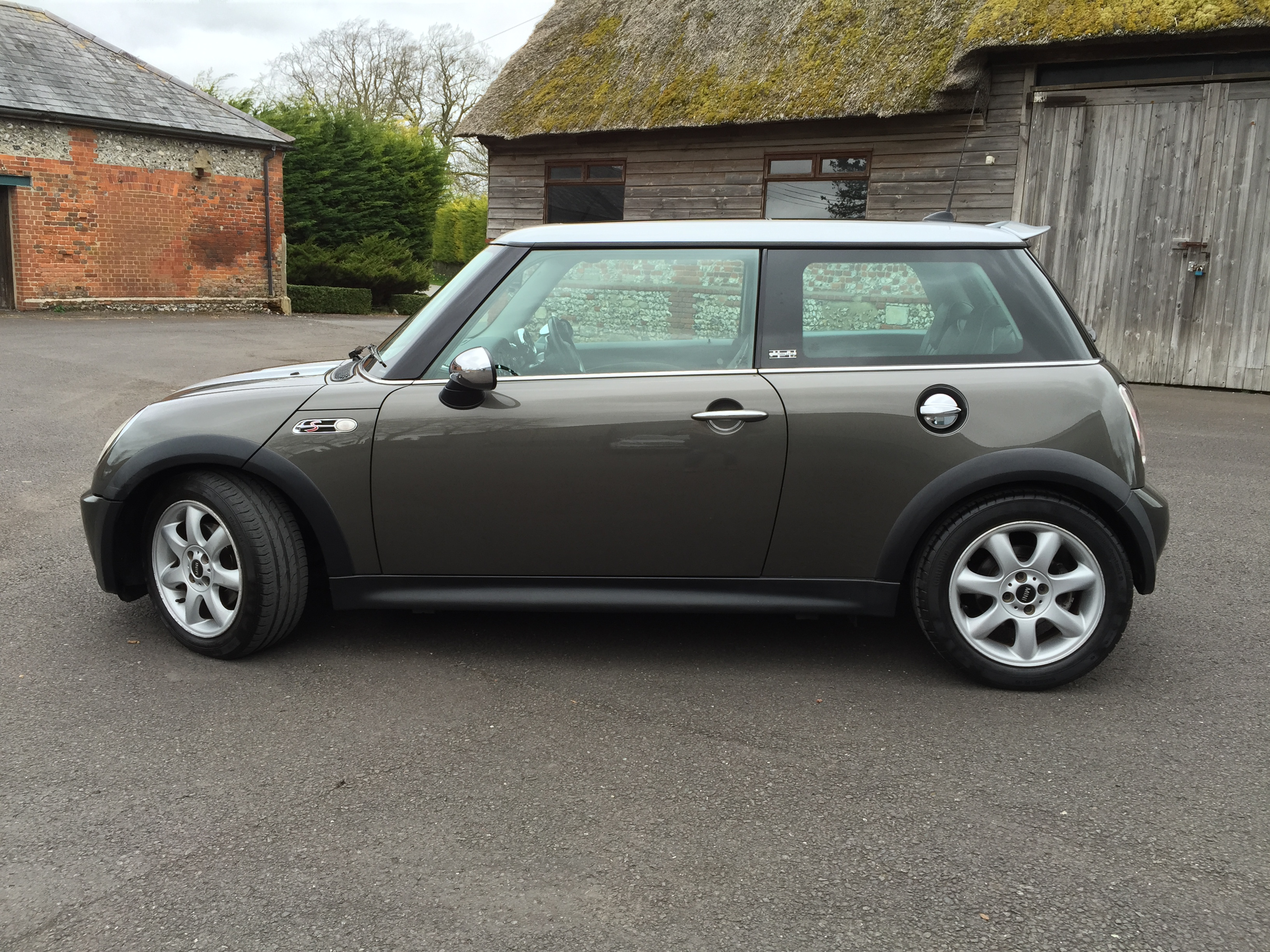 Mini Hatch Cooper S 1 6 R Park Lane Limited