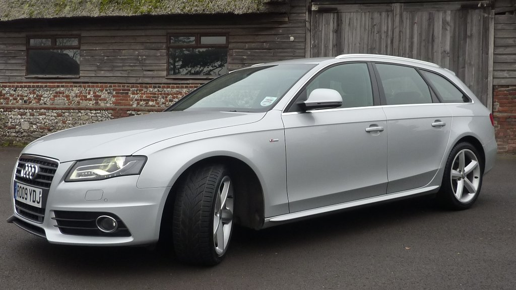 Audi A TDI S Line Dr Multitronic FAST And MPG EXTRA - Audi a4 mpg